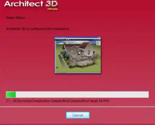 Installer architecte 3d etape 3 telecharger architecte - Site d architecture gratuit ...