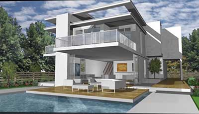 logiciel architecture 3d gratuit. Black Bedroom Furniture Sets. Home Design Ideas